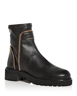 Giuseppe Zanotti Women's Noble Moto Boots