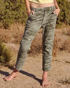 Amo Easy Camouflage Print Pants