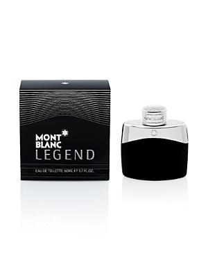 Montblanc Legend Eau De Toilette Spray 1.7 Oz.