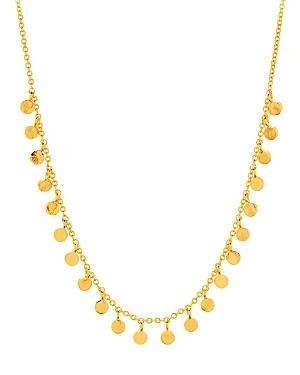Gorjana Chloe Mini Necklace, 16