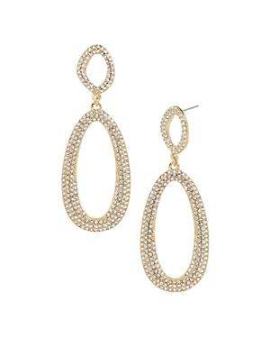 Baublebar Daviana Double Loop Drop Earrings