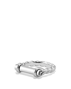 David Yurman Maritime Shackle Ring