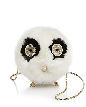 Kate Spade New York Blaze A Trail Owl Shoulder Bag
