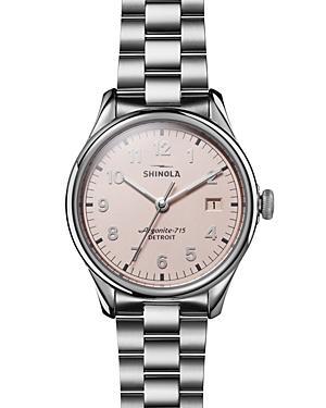Shinola The Vinton Watch, 38mm