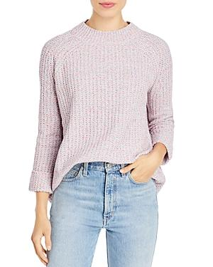 Single Thread Speckled Chenille Sweater