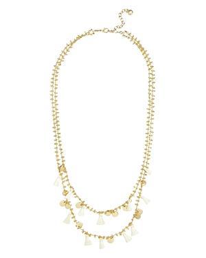 Baublebar Kirana Layered Tassel Necklace, 25