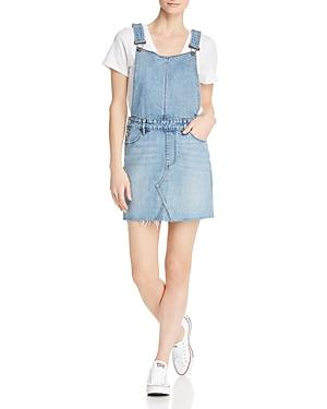 Paige Retta Denim Overall Dress - 100% Exclusive