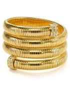 Abs By Allen Schwartz Coil Bracelet