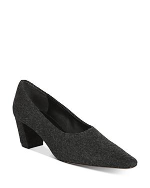 Vince Women's Ania Square Toe Pumps