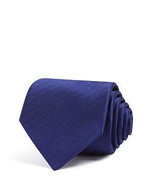 Eton Of Sweden Herringbone Classic Tie
