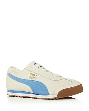 Puma Men's Roma 68 Og Leather Low-top Sneakers
