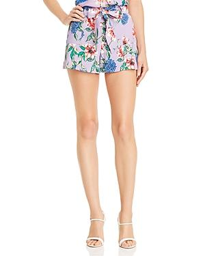 Parker Margo Floral-print Shorts