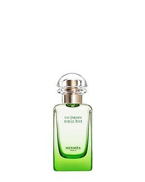 Hermes Un Jardin Sur Le Toit Eau De Toilette Natural Spray, 1.6 Oz.