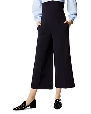 Karen Millen High-rise Culottes
