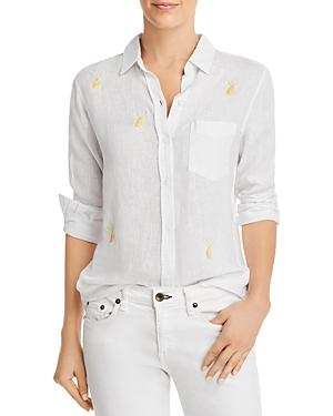 Rails Charli Embroidered Shirt