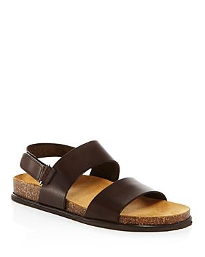 The Men's Store At Bloomingdale's Men's Leather Band Sandals