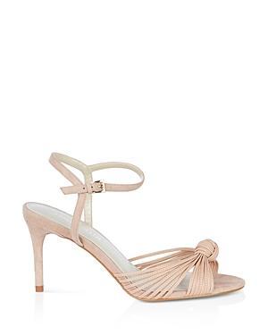 Karen Millen Knotted High Heel Sandals