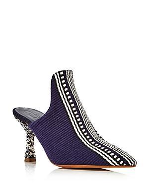 Antolina Women's Donata Woven High-heel Mules