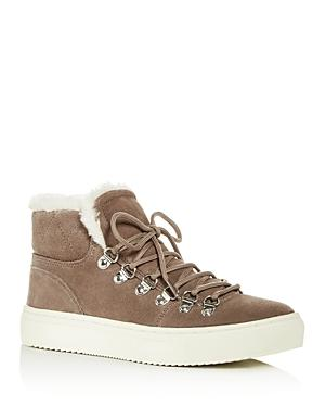 Marc Fisher Ltd. Women's Daisie Faux-fur Sneakers
