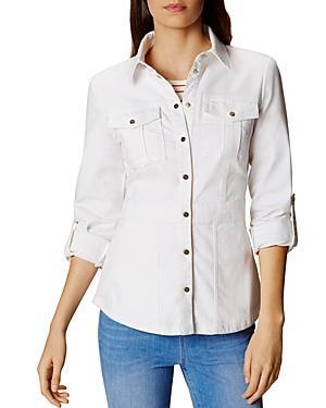 Karen Millen Denim Shirt Jacket