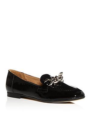 Donald Pliner Women's Balton Apron Toe Loafers