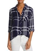 Rails Hunter Plaid Shirt - 100% Exclusive