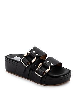 Dolce Vita Women's Cici Slip On Platform Sandals