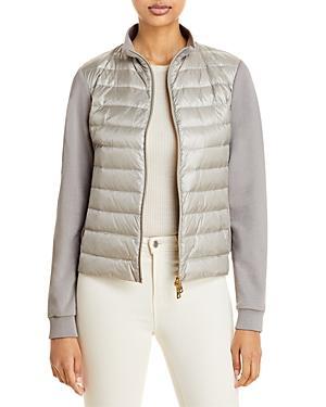 Herno Sweater Puffer Coat