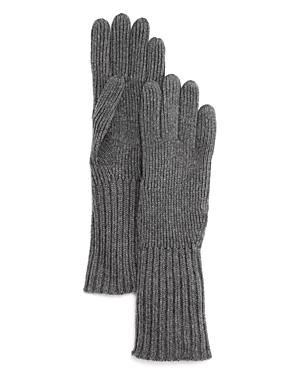 Burberry Ribbed-cuff Gloves
