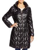 Via Spiga Quilted Puffer Coat