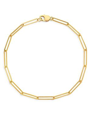 Maison Irem 18k Gold-plated Ella Link Necklace, 16