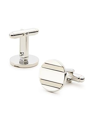 The Men's Store At Bloomingdale's Perry Round Cufflinks - 100% Exclusive