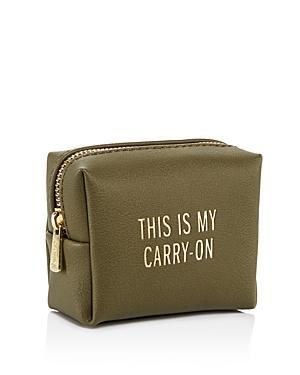 Pinch Provisions Vegan Leather Travel Kit