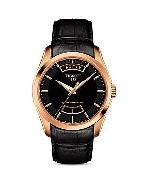 Tissot Couturier Watch, 39mm