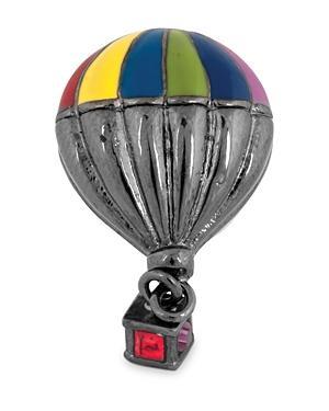Thompson Of London Vintage Hot Air Balloon Pin