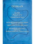 Guerlain Super Aqua Hydrating & Anti Puffiness 6 Piece Eye Patches