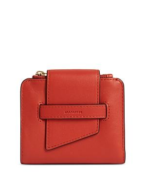 Allsaints Ray Mini Leather Wallet