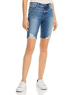Paige Jax Cutoff Denim Shorts