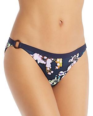 Vilebrequin Watercolor Turtles Fine Bikini Bottom