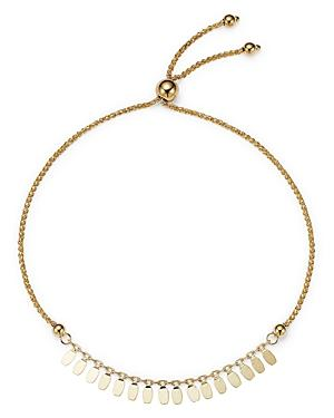 Bloomingdale's Petal Bolo Bracelet In 14k Yellow Gold - 100% Exclusive