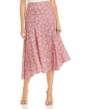 Rebecca Minkoff Reiana Asymmetrical Maxi Skirt