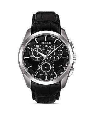 Tissot Couturier Chronograph, 41mm