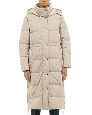 Peserico Quilted Puffer Coat