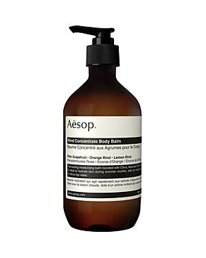 Aesop Rind Concentrate Body Balm 17 Oz.