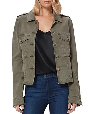 Paige Pacey Collared Jacket
