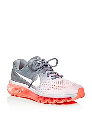 Nike Women's Air Max 2017 Lace Up Sneakers