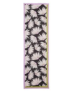 Kate Spade New York Falling Flower Silk Oblong Scarf