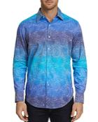Robert Graham Hardwicke Patterned Ombre Classic Fit Shirt