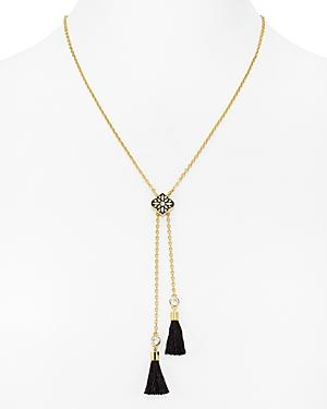 Kate Spade New York Tassel Y Necklace, 18