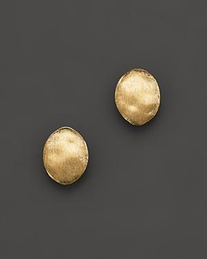 Marco Bicego Siviglia Collection Gold Stud Earrings